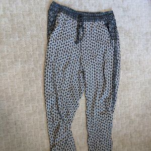 American Eagle Outfitters Patterned Pants